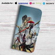 Battleborn Custom Leather Wallet iPhone 4/4S 5S/C 6/6S Plus 7| Samsung Galaxy S4 S5 S6 S7 Note 3 4 5| LG G2 G3 G4| Motorola Moto X X2 Nexus 6| Sony Z3 Z4 Mini| HTC ONE X M7 M8 M9 Case