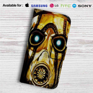 Borderlands 2 Face Custom Leather Wallet iPhone 4/4S 5S/C 6/6S Plus 7| Samsung Galaxy S4 S5 S6 S7 Note 3 4 5| LG G2 G3 G4| Motorola Moto X X2 Nexus 6| Sony Z3 Z4 Mini| HTC ONE X M7 M8 M9 Case