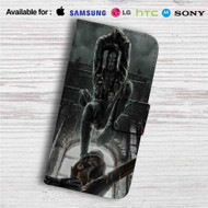 Dishonored Custom Leather Wallet iPhone 4/4S 5S/C 6/6S Plus 7| Samsung Galaxy S4 S5 S6 S7 Note 3 4 5| LG G2 G3 G4| Motorola Moto X X2 Nexus 6| Sony Z3 Z4 Mini| HTC ONE X M7 M8 M9 Case