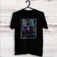 Suicide Squad Custom T Shirt Tank Top Men and Woman