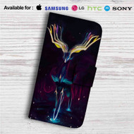 Mega Xerneas Pokemon Custom Leather Wallet iPhone 4/4S 5S/C 6/6S Plus 7| Samsung Galaxy S4 S5 S6 S7 Note 3 4 5| LG G2 G3 G4| Motorola Moto X X2 Nexus 6| Sony Z3 Z4 Mini| HTC ONE X M7 M8 M9 Case