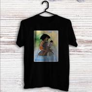 The Jungle Book Baloo and Mowgli Custom T Shirt Tank Top Men and Woman