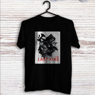 The Last King Movie Poster Custom T Shirt Tank Top Men and Woman