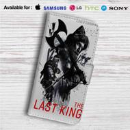 The Last King Movie Poster Custom Leather Wallet iPhone 4/4S 5S/C 6/6S Plus 7| Samsung Galaxy S4 S5 S6 S7 Note 3 4 5| LG G2 G3 G4| Motorola Moto X X2 Nexus 6| Sony Z3 Z4 Mini| HTC ONE X M7 M8 M9 Case