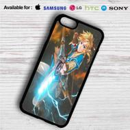Link Zelda Wii U iPhone 4/4S 5 S/C/SE 6/6S Plus 7| Samsung Galaxy S4 S5 S6 S7 NOTE 3 4 5| LG G2 G3 G4| MOTOROLA MOTO X X2 NEXUS 6| SONY Z3 Z4 MINI| HTC ONE X M7 M8 M9 M8 MINI CASE