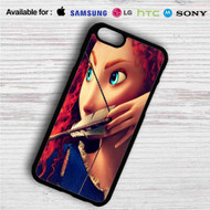Merida Brave iPhone 4/4S 5 S/C/SE 6/6S Plus 7| Samsung Galaxy S4 S5 S6 S7 NOTE 3 4 5| LG G2 G3 G4| MOTOROLA MOTO X X2 NEXUS 6| SONY Z3 Z4 MINI| HTC ONE X M7 M8 M9 M8 MINI CASE