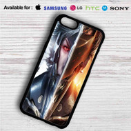 Metal Gear Rising Revengeance iPhone 4/4S 5 S/C/SE 6/6S Plus 7| Samsung Galaxy S4 S5 S6 S7 NOTE 3 4 5| LG G2 G3 G4| MOTOROLA MOTO X X2 NEXUS 6| SONY Z3 Z4 MINI| HTC ONE X M7 M8 M9 M8 MINI CASE