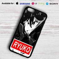 Ryuko Kill La Kill iPhone 4/4S 5 S/C/SE 6/6S Plus 7  Samsung Galaxy S4 S5 S6 S7 NOTE 3 4 5  LG G2 G3 G4  MOTOROLA MOTO X X2 NEXUS 6  SONY Z3 Z4 MINI  HTC ONE X M7 M8 M9 M8 MINI CASE