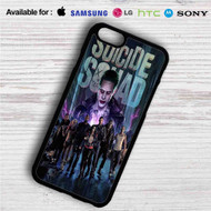 Suicide Squad iPhone 4/4S 5 S/C/SE 6/6S Plus 7| Samsung Galaxy S4 S5 S6 S7 NOTE 3 4 5| LG G2 G3 G4| MOTOROLA MOTO X X2 NEXUS 6| SONY Z3 Z4 MINI| HTC ONE X M7 M8 M9 M8 MINI CASE