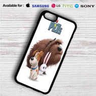 The Secret Life of Pets Movie iPhone 4/4S 5 S/C/SE 6/6S Plus 7| Samsung Galaxy S4 S5 S6 S7 NOTE 3 4 5| LG G2 G3 G4| MOTOROLA MOTO X X2 NEXUS 6| SONY Z3 Z4 MINI| HTC ONE X M7 M8 M9 M8 MINI CASE