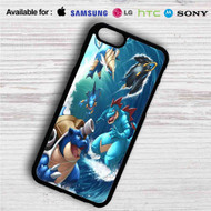 Water type Pokémon iPhone 4/4S 5 S/C/SE 6/6S Plus 7| Samsung Galaxy S4 S5 S6 S7 NOTE 3 4 5| LG G2 G3 G4| MOTOROLA MOTO X X2 NEXUS 6| SONY Z3 Z4 MINI| HTC ONE X M7 M8 M9 M8 MINI CASE