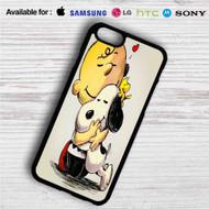 Woodstock Snoopy & Charlie Brown The Peanuts iPhone 4/4S 5 S/C/SE 6/6S Plus 7| Samsung Galaxy S4 S5 S6 S7 NOTE 3 4 5| LG G2 G3 G4| MOTOROLA MOTO X X2 NEXUS 6| SONY Z3 Z4 MINI| HTC ONE X M7 M8 M9 M8 MINI CASE