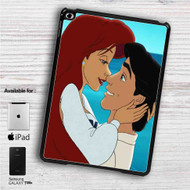 "Ariel and Eric Love Disney iPad 2 3 4 iPad Mini 1 2 3 4 iPad Air 1 2 | Samsung Galaxy Tab 10.1"" Tab 2 7"" Tab 3 7"" Tab 3 8"" Tab 4 7"" Case"