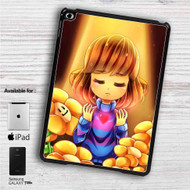 "Frisk and Flowley Undertale iPad 2 3 4 iPad Mini 1 2 3 4 iPad Air 1 2 | Samsung Galaxy Tab 10.1"" Tab 2 7"" Tab 3 7"" Tab 3 8"" Tab 4 7"" Case"