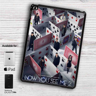"Now You See Me 2 Movie iPad 2 3 4 iPad Mini 1 2 3 4 iPad Air 1 2 | Samsung Galaxy Tab 10.1"" Tab 2 7"" Tab 3 7"" Tab 3 8"" Tab 4 7"" Case"