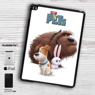 "The Secret Life of Pets Movie iPad 2 3 4 iPad Mini 1 2 3 4 iPad Air 1 2 | Samsung Galaxy Tab 10.1"" Tab 2 7"" Tab 3 7"" Tab 3 8"" Tab 4 7"" Case"