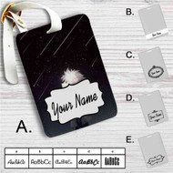 Hunter X Hunter Killua 1 Custom Leather Luggage Tag