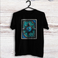 Card Back Hearthstone Heroes of Warcraft Custom T Shirt Tank Top Men and Woman