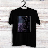 Catwoman Good Girl Custom T Shirt Tank Top Men and Woman