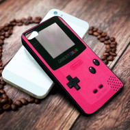 Gameboy pink on your case iphone 4 4s 5 5s 5c 6 6plus 7 case / cases