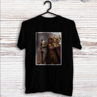 Leona League of Legends Custom T Shirt Tank Top Men and Woman
