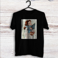 Princess Belle Beauty and The Beast Disney Custom T Shirt Tank Top Men and Woman