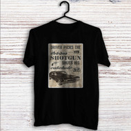 Supernatural Impala Custom T Shirt Tank Top Men and Woman