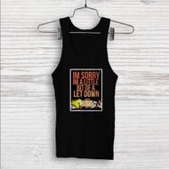 Blink-182 Bored to Death Custom Men Woman Tank Top T Shirt Shirt