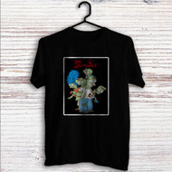 The Simpsons Zombies Custom T Shirt Tank Top Men and Woman