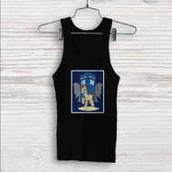 Doctor Whooves My Little Pony Custom Men Woman Tank Top T Shirt Shirt