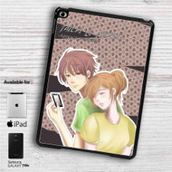 "Chihayafuru Chihaya and Taichi iPad 2 3 4 iPad Mini 1 2 3 4 iPad Air 1 2 | Samsung Galaxy Tab 10.1"" Tab 2 7"" Tab 3 7"" Tab 3 8"" Tab 4 7"" Case"