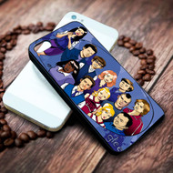 glee on your case iphone 4 4s 5 5s 5c 6 6plus 7 case / cases