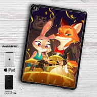 "Disney Zootopia Dancing iPad 2 3 4 iPad Mini 1 2 3 4 iPad Air 1 2 | Samsung Galaxy Tab 10.1"" Tab 2 7"" Tab 3 7"" Tab 3 8"" Tab 4 7"" Case"