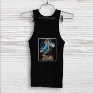 The Legend of Zelda Breath of the Wild Custom Men Woman Tank Top T Shirt Shirt