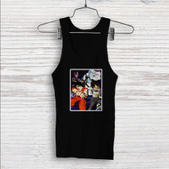 Vegeta, Goku, Whis, Lord Beerus, and Frieza Custom Men Woman Tank Top T Shirt Shirt