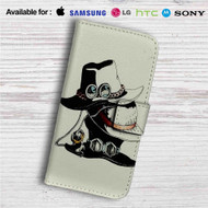 Ace, Luffy and Sabo's hats One Piece Custom Leather Wallet iPhone 4/4S 5S/C 6/6S Plus 7| Samsung Galaxy S4 S5 S6 S7 Note 3 4 5| LG G2 G3 G4| Motorola Moto X X2 Nexus 6| Sony Z3 Z4 Mini| HTC ONE X M7 M8 M9 Case