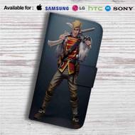 Ben Finn The Fable Custom Leather Wallet iPhone 4/4S 5S/C 6/6S Plus 7| Samsung Galaxy S4 S5 S6 S7 Note 3 4 5| LG G2 G3 G4| Motorola Moto X X2 Nexus 6| Sony Z3 Z4 Mini| HTC ONE X M7 M8 M9 Case
