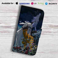 Digimon Adventure Tri Custom Leather Wallet iPhone 4/4S 5S/C 6/6S Plus 7| Samsung Galaxy S4 S5 S6 S7 Note 3 4 5| LG G2 G3 G4| Motorola Moto X X2 Nexus 6| Sony Z3 Z4 Mini| HTC ONE X M7 M8 M9 Case