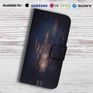 Killua Hunter X Hunter Custom Leather Wallet iPhone 4/4S 5S/C 6/6S Plus 7  Samsung Galaxy S4 S5 S6 S7 Note 3 4 5  LG G2 G3 G4  Motorola Moto X X2 Nexus 6  Sony Z3 Z4 Mini  HTC ONE X M7 M8 M9 Case