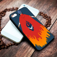 gurren lagann kamina cape on your case iphone 4 4s 5 5s 5c 6 6plus 7 case / cases