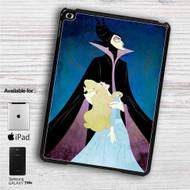 "Maleficent and Princess Aurora Disney iPad 2 3 4 iPad Mini 1 2 3 4 iPad Air 1 2   Samsung Galaxy Tab 10.1"" Tab 2 7"" Tab 3 7"" Tab 3 8"" Tab 4 7"" Case"
