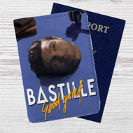 Bastille Good Grief Custom Leather Passport Wallet Case Cover