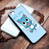 happy fairy tail Aye Sir on your case iphone 4 4s 5 5s 5c 6 6plus 7 case / cases
