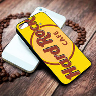 hard rock cafe on your case iphone 4 4s 5 5s 5c 6 6plus 7 case / cases