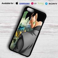 Black Goku Dragon Ball Super iPhone 4/4S 5 S/C/SE 6/6S Plus 7  Samsung Galaxy S4 S5 S6 S7 NOTE 3 4 5  LG G2 G3 G4  MOTOROLA MOTO X X2 NEXUS 6  SONY Z3 Z4 MINI  HTC ONE X M7 M8 M9 M8 MINI CASE
