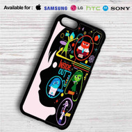 Disney Pixar for Inside Out iPhone 4/4S 5 S/C/SE 6/6S Plus 7| Samsung Galaxy S4 S5 S6 S7 NOTE 3 4 5| LG G2 G3 G4| MOTOROLA MOTO X X2 NEXUS 6| SONY Z3 Z4 MINI| HTC ONE X M7 M8 M9 M8 MINI CASE