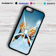 Goten and Trunks Dragon Ball Z iPhone 4/4S 5 S/C/SE 6/6S Plus 7| Samsung Galaxy S4 S5 S6 S7 NOTE 3 4 5| LG G2 G3 G4| MOTOROLA MOTO X X2 NEXUS 6| SONY Z3 Z4 MINI| HTC ONE X M7 M8 M9 M8 MINI CASE