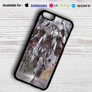Gundam Unicorn iPhone 4/4S 5 S/C/SE 6/6S Plus 7| Samsung Galaxy S4 S5 S6 S7 NOTE 3 4 5| LG G2 G3 G4| MOTOROLA MOTO X X2 NEXUS 6| SONY Z3 Z4 MINI| HTC ONE X M7 M8 M9 M8 MINI CASE