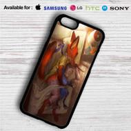 Nick Wilde and Judy Hopps Zootopia Sleeping iPhone 4/4S 5 S/C/SE 6/6S Plus 7| Samsung Galaxy S4 S5 S6 S7 NOTE 3 4 5| LG G2 G3 G4| MOTOROLA MOTO X X2 NEXUS 6| SONY Z3 Z4 MINI| HTC ONE X M7 M8 M9 M8 MINI CASE