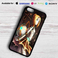 Orianna League of Legends iPhone 4/4S 5 S/C/SE 6/6S Plus 7| Samsung Galaxy S4 S5 S6 S7 NOTE 3 4 5| LG G2 G3 G4| MOTOROLA MOTO X X2 NEXUS 6| SONY Z3 Z4 MINI| HTC ONE X M7 M8 M9 M8 MINI CASE